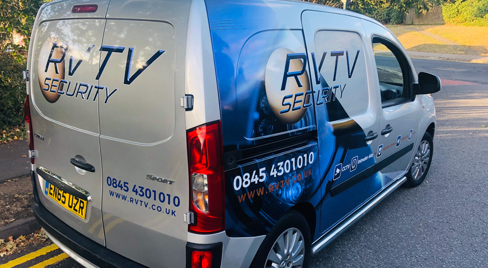 RVTV Van